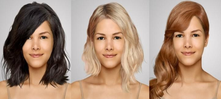 see yourself with different hair styles see yourself with different hairstyles the 2843 | see yourself with different hairstyles 723x324