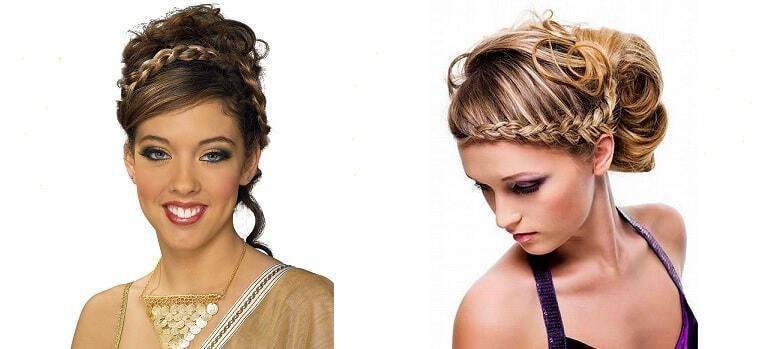 Surprising Greek Hairstyles Ancient Impression Hair Style Short Hairstyles Gunalazisus