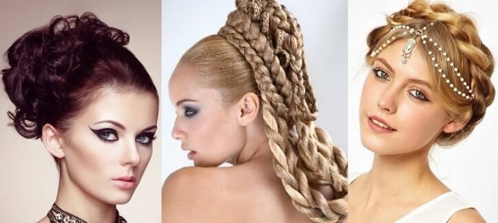 Greece women hair
