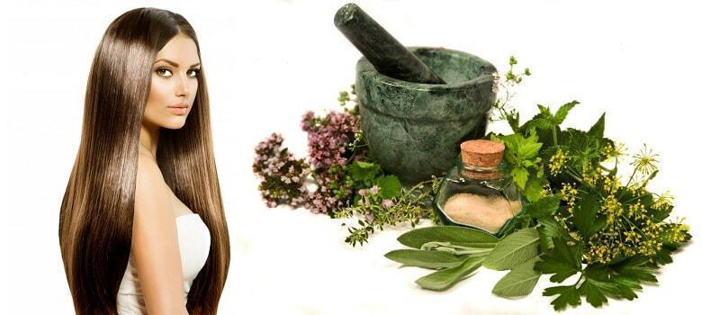 herbal treatment for healthy hair