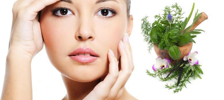 herbal treatments for dry skin