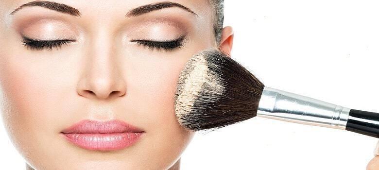 makeup tips for brunette women