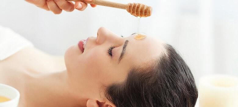 treatment with honey